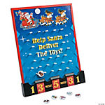 Santa Chimney Disc Drop Game