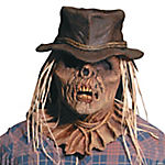 Scarecrow Halloween Mask for Adults