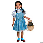 Sequin Dorothy Wizard of Oz Costume for Girls