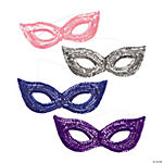 Sequin Masks