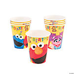 Sesame Street® 1st Birthday Cups