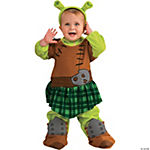 Shrek 4 Fiona Warrior Infant Kid's Costume