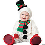 Silly Snowman Infant's Costume