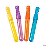 Small Bubble Bottle Wand Assortment