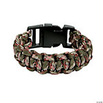 Small Camouflage Paracord Bracelets