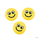 Smile Face Button Beads
