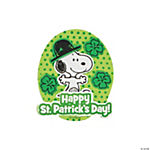 Snoopy Leprechaun Magnet Craft Kit