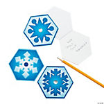 Snowflake Notepads