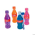 Soda Pop Bubble Bottles