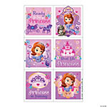 Sofia The First Sticker Sheets