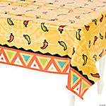 Southwest Chilies Tablecloth