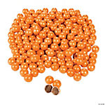 Sparkling Orange Chocolate Candies
