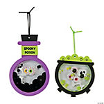 Spooky Potion Halloween Ornament Craft Kit