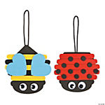 Spring Bug Craft Stick Ornament Craft Kit