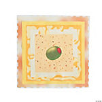 "Square ""Cheese & Cracker"" Craft Kit"