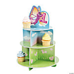"1st Birthday ""Butterfly"" Cupcake Holder"