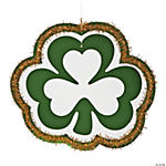 St. Patrick's Day Clover Hanging Decoration