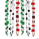 Star-Shaped Beaded Necklaces