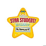 Star Student Scratch Reward Cards