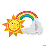 Sun Thermometer Craft Kit