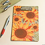 Sunflower Clipboards