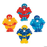 Superhero Gummy Candy