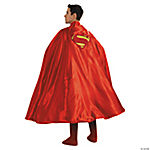 Superman Cape with Logo for Men
