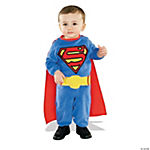 Superman Costume for Infant Boys