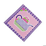 Tea Party Luncheon Napkins