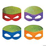 Teenage Mutant Ninja Turtles Party Masks