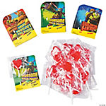 Teenage Mutant Ninja Turtles™ Valentine Candy Card Kit