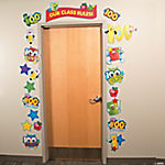 100th Day of School Door Décor Kit