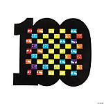 100th Day Weaving Mat Craft Kit