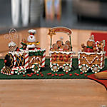 The Gingerbread Express Train