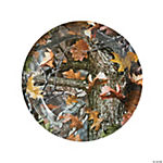 The Hunt Is On Dinner Plates