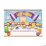 The Last Supper Mini Sticker Scenes