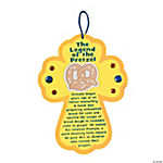 """The Legend of the Pretzel"" Sign Craft Kit"