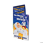 The Mouse & the Miracle Fold Up Activity Sheets