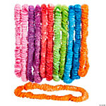Traditional Two-Tone Leis