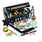 Traveling Magic Show Chest Assortment Box