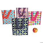 Trendy Pattern Tote Bag Assortment