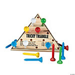 Tricky Triangle Game