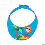 Tropical Visor Craft Kit