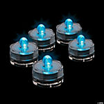 Turquoise LED Submersible Underwater Lights