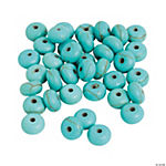 Turquoise Spacer Beads