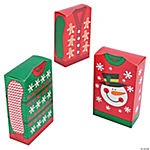 Ugly Sweater Favor Boxes