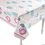 Umbrellaphants Pink Tablecloth