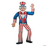 Uncle Sam Jointed Cutout
