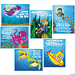 Under the Sea Poster Set