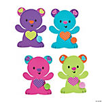 Valentine Bear Magnet Craft Kit